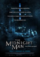 The midnight man - Locandina