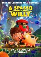 A spasso con Willy - Locandina