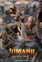 Jumanji: the next level - Locandina